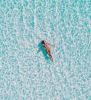 Verano nadar