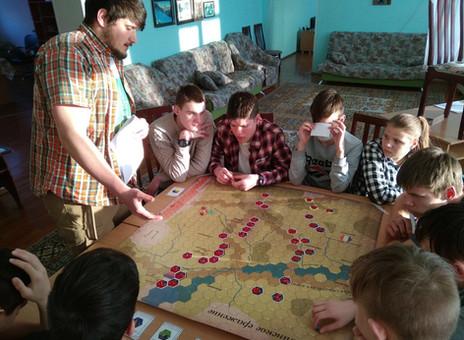 Интерактивные образовательные игры для подростков