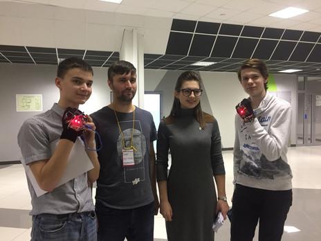 Уральский хакатон инженерной олимпиады НТИ