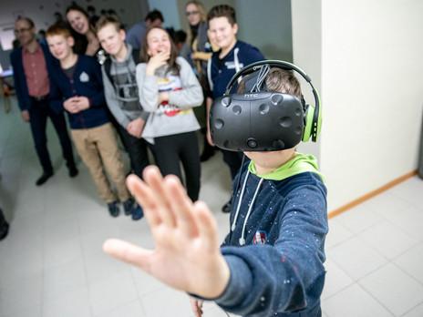 Семинар по внедрению AR/VR в образовательный процесс