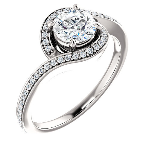 Engagement ring 122669
