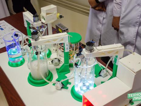 Первая химическая: разработка производства удобрений на Технолидере