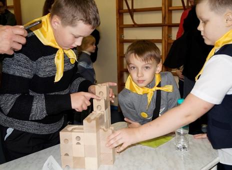 II Первенство Свердловской области по конструированию на основе Cuboro
