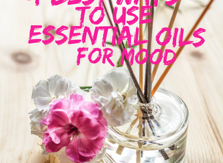 The 4 Best Ways to Use Essential Oils for Mood