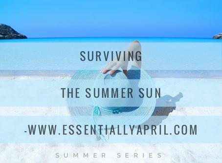 Surviving the Summer Sun