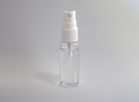 READY: DIY Natural Non-Toxic Cleaning Spray