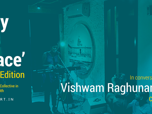 City and Space: Music Edition | In conversation with Vishwam Raghunandan
