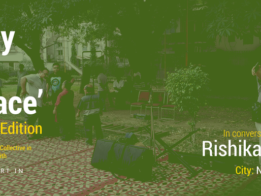 City and Space: Music Edition | In Conversation with Rishika Roy