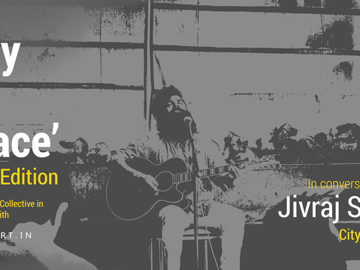 City and Space: Music Edition | In Conversation with Jivraj Singh