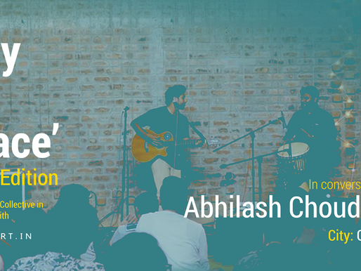 City and Space: Music Edition | In Conversation with Abhilash Choudhury