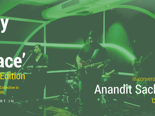 City and Space: Music Edition | In Conversation with Anandit Sachdev