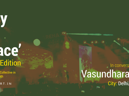 City and Space: Music Edition | In Conversation with Vasundhara Vee
