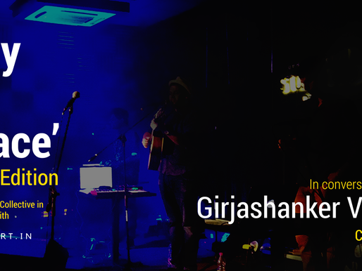 City and Space: Music Edition | In Conversation with Girjashanker Vohra