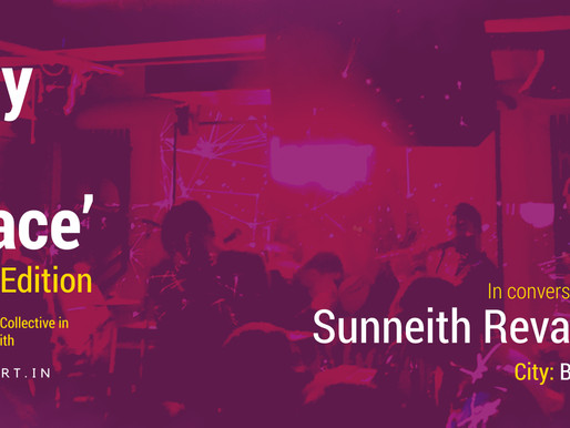 City and Space: Music Edition   In Conversation with Sunneith Revankar