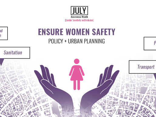 Pioneering Ways To Induce Women's Safety Into Planning