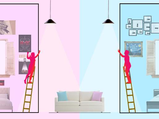 Pink and Blue - Gender Sensitization in Children