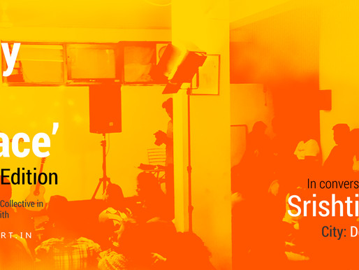 City and Space: Music Edition | In conversation with Srishti Das