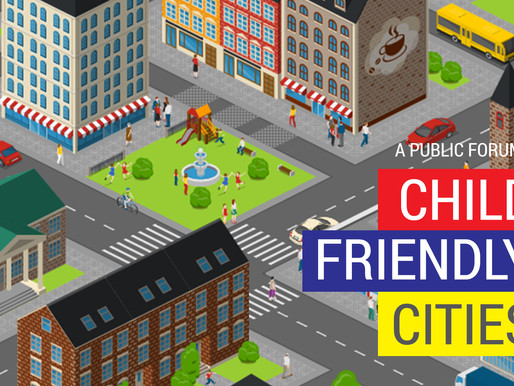 Towards Child-Friendly Cities