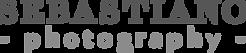 Logo Sebastiano Photography Birmingham