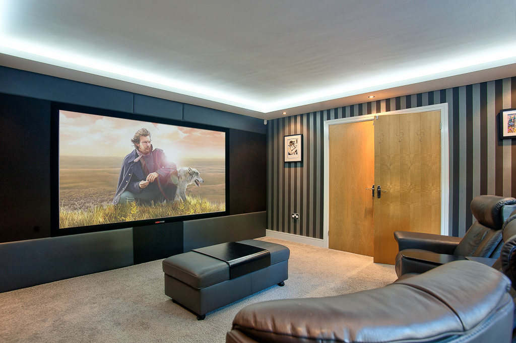 TV room photo sample