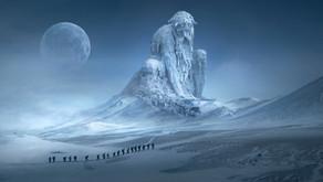 """""""L' hiver"""" est le mouvement Eau dans l'énergétique chinoise."""