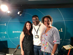Intervention Radio Guadeloupe