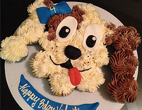 Birthday Cakes For Dogs In Los Angeles ~ Bree s cakes los angeles custom bakery cupcake cakes