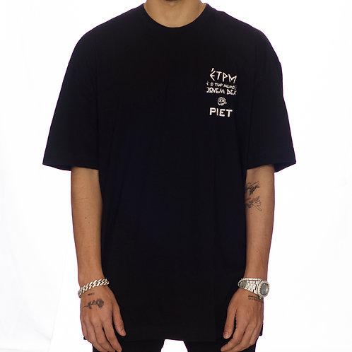 t-shirt étpm black