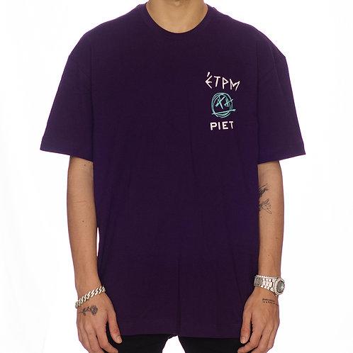 t-shirt tracklist purple