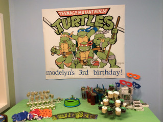 Imagine Me Grow: Your Private Birthday Party