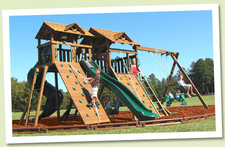 Design Your Own Play System Today!