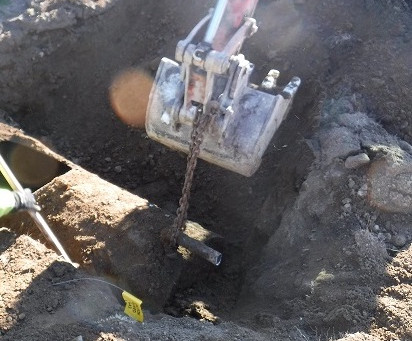 Underground Storage Tanks: Inspection, cleaning, abandonment, and removal