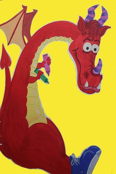 TimberGyms Dragon