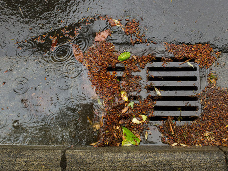 Catch Basins:  Inspection, Cleaning Maintaining
