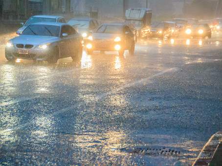 Flash Floods and Catch Basins Protection