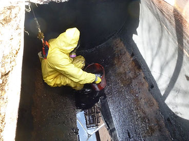 Tri-State conforms to EPA and OSHA requirements, has the knowledge and experience to follow regulatory protocols.