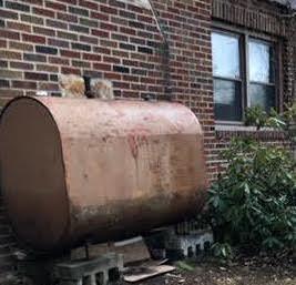 Spring 2018 and Underground Storage Tank Removals