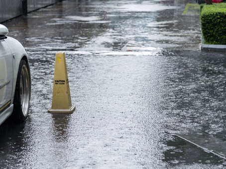Coastal Hurricanes Bring In-land Flooding