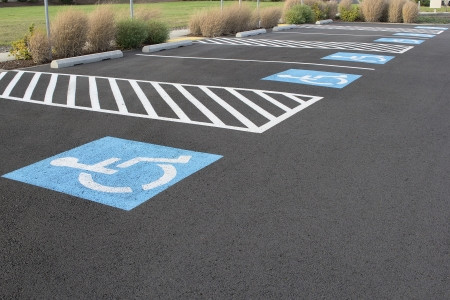 Parking lot Signage/Striping and Understanding Safety