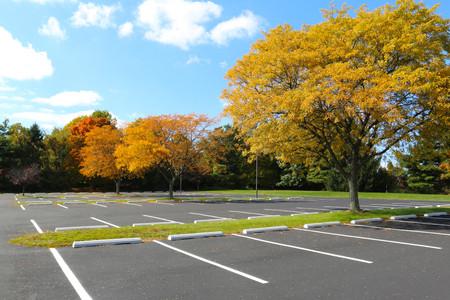 Three D Parking Lot Maintenance Program
