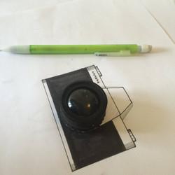mastercard camera sketch w_ pencil