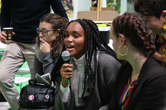Les jeunes personnes et le climat