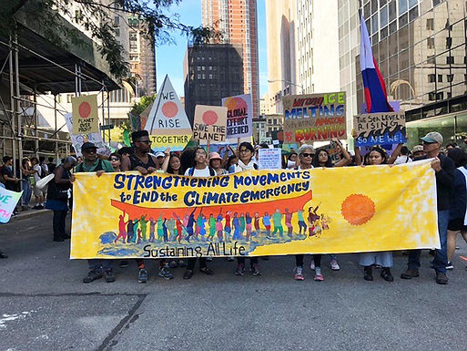 Building a Strong Climate Movement