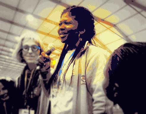 Igbo - Onu ndi Afrika/African Voices Flyer