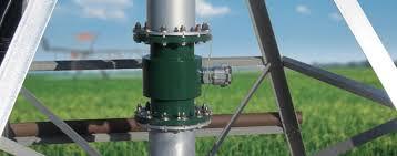 flow meter in riser
