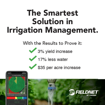 Increase yield, decrease water, earn more money. Agsense Field Commander is unable to keep up.