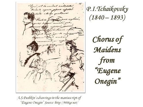 """Tchaikovsky """"Chorus of Maidens"""" - FULL PACK"""