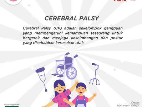 Cerebral Palsy: Apa yang Perlu Dipahami