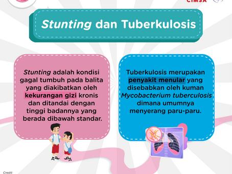 Stunting and Tuberculosis: Bagaimana Hubungannya?