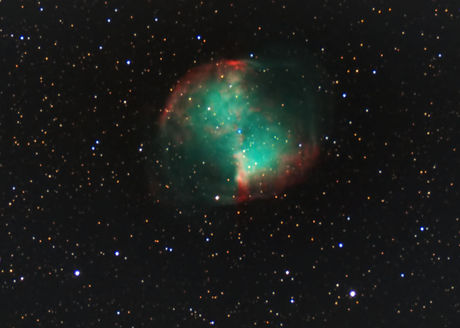 Nebulosa Dumbbell